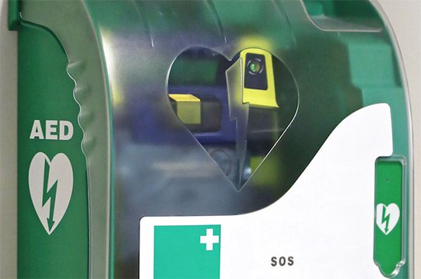 Locaties AED apparaten in Dommelen