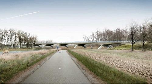 Verkeersveiligheid en tunnel t.b.v. N69