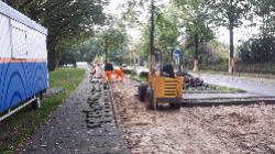 Update onderhoud aan rijbaan en fietspaden Damianusdreef